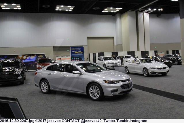 2016-12-30 2247 Chevrolet - Indy Auto Show 2017