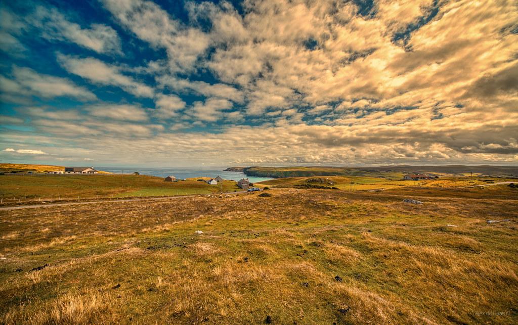 Strathy Bay, Scotland.