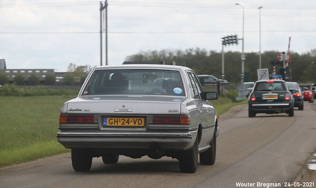 Toyota Crown 2.8 Super Saloon automatic 1980