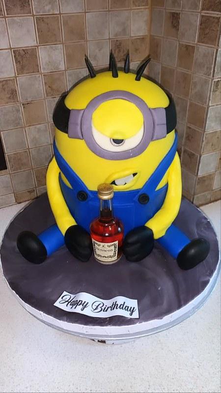 Cake by Nick Knack Treats