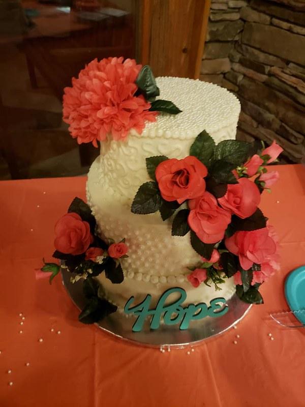 Cake by Kanvas Cakes