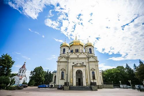 10 июня 2021, В праздник Вознесения Господня митрополит Кирилл возглавил Литургию в Казанском соборе