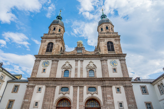 Jesuitenkirche Innsbruck
