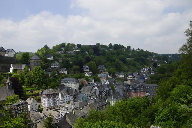 Monschau Eifel 08-06-2021