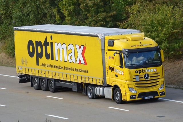 OPTIMAX - B CY 6783 - ACTROS 1845