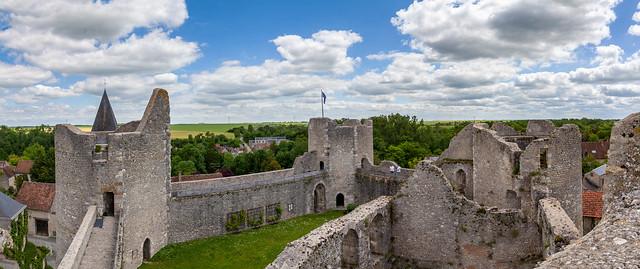 Citadelle d'Yevre le chatel