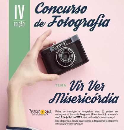 "Concurso de Fotografia ""Vir Ver Misericórdia"""