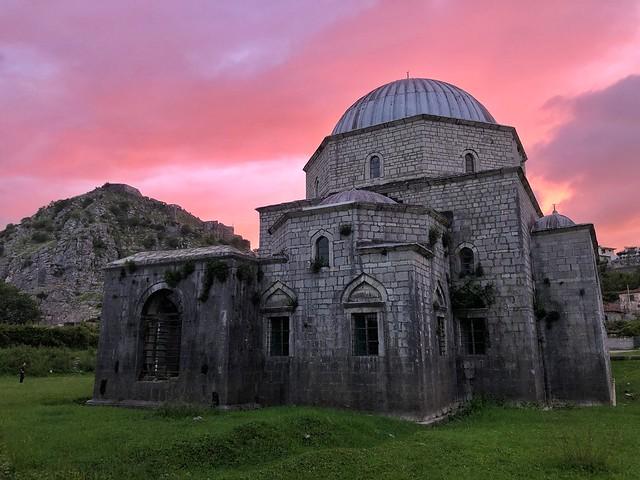 Mezquita de Plomo en Shkodër (Albania)