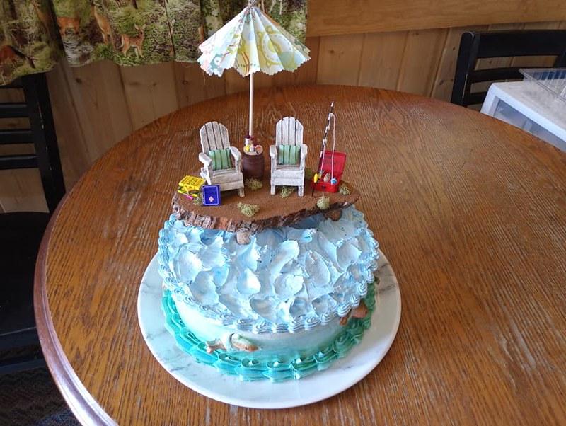 Cake by Pastries Around The World LLC