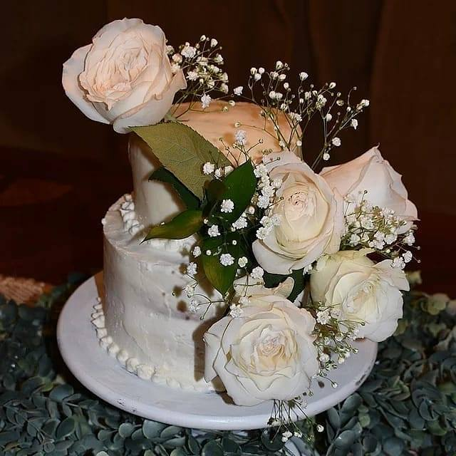 Cake by Kenzie's Cakes and Cookies Houston