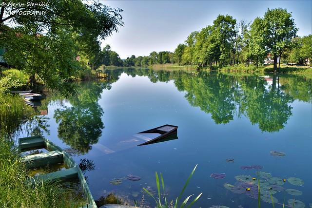 Tranquility - River Mrežnica, Croatia