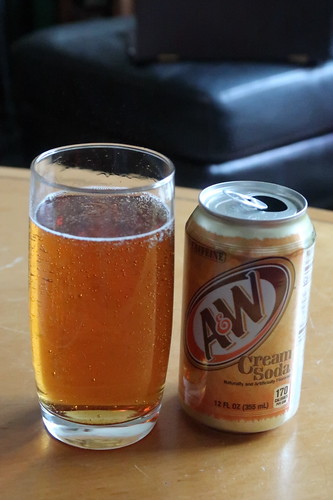 """""""Cream Soda"""" von A&W"""