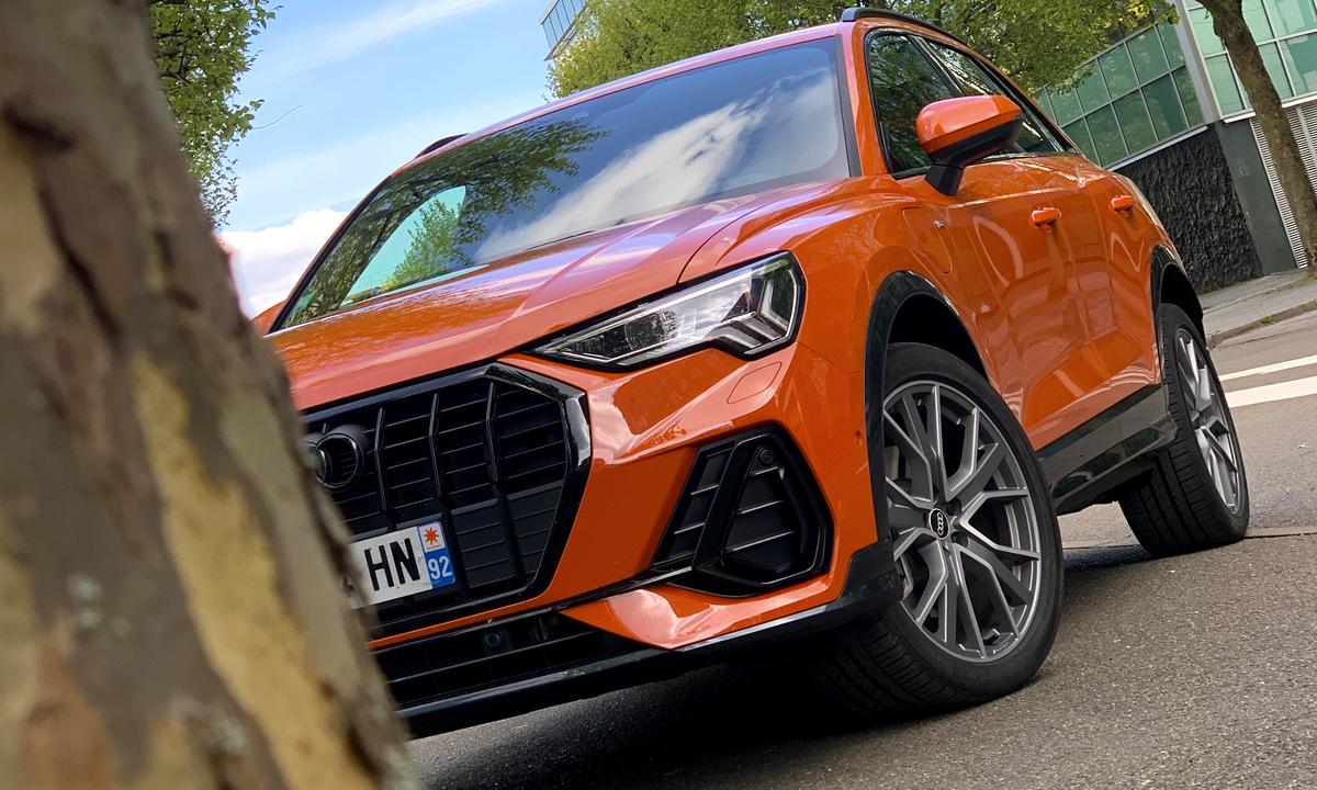 Essai Audi Q3 45 TFSI e Hybride 2021