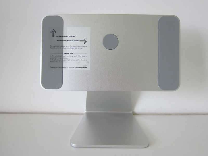Lululook Magnetic iPad Stand - Front