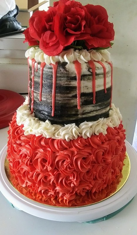 Cake by Bianca's Bakes and Cakery