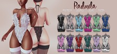 MAAI Radmila lingerie + GIVEAWAY