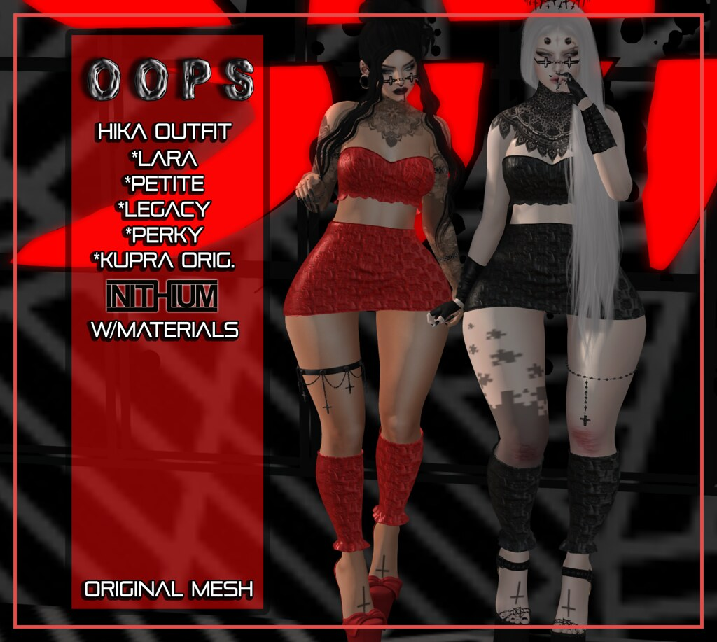 ::OOPS:: Hika Outfit