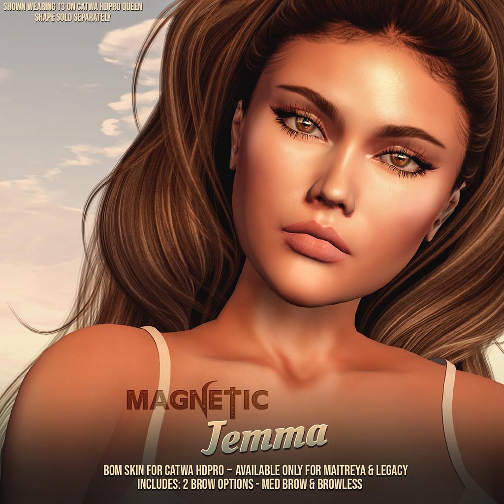 Magnetic – Jemma Skin