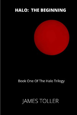 Book cover: Toller Halo: The Beginning