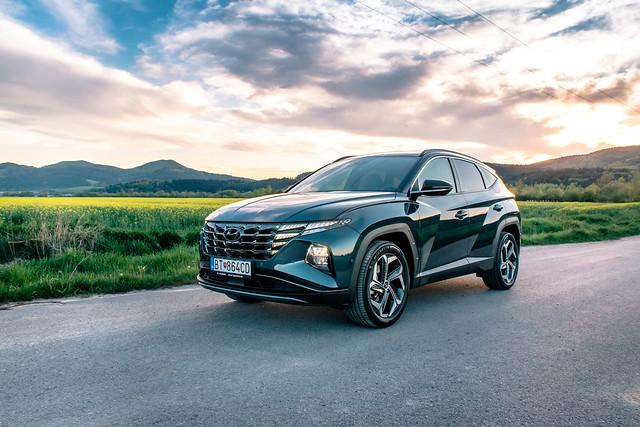Hyundai Tucson 1,6 T-GDi HEV