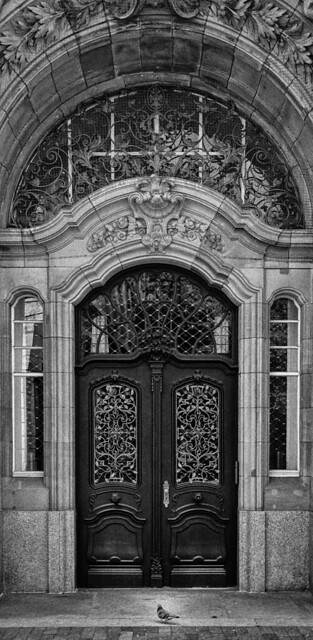 the old door and the dove