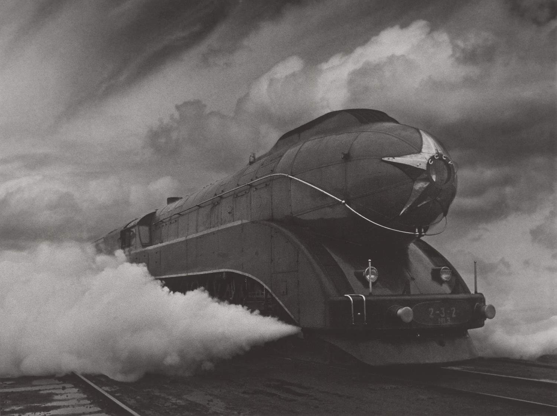 1939. Экспресс. Москва, станция Удельная