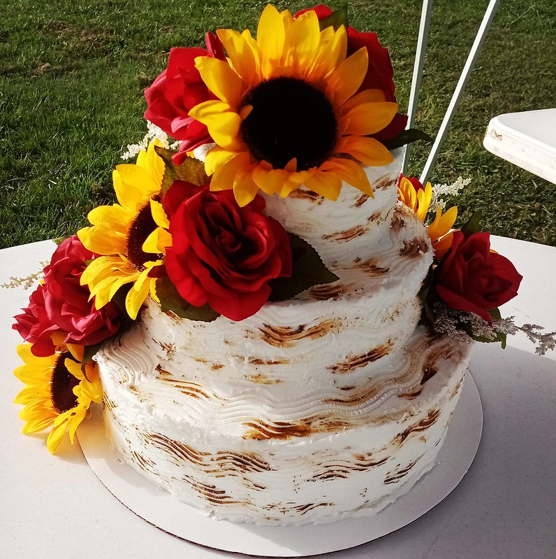 Cake by Kat's Cakes & Catering