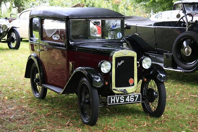HVS 467 1931 Austin Seven