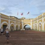 El Morro - Plaza de Armas