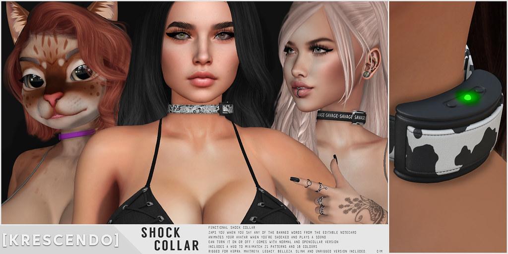 [Kres] Shock Collar