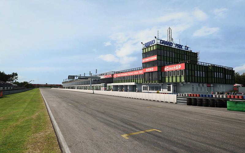 RaceRoom - Brno Circuit