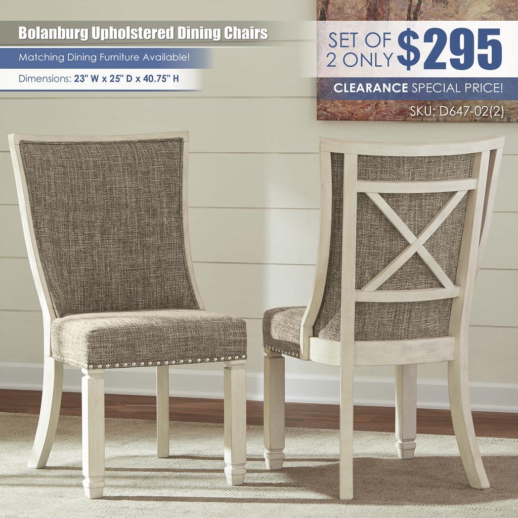 Bolanburg Upholstered Dining Chairs_D647-02-ALT
