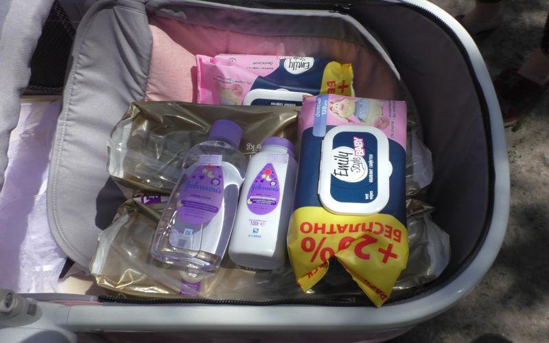 Aide humanitaire pour la famille de Sacha