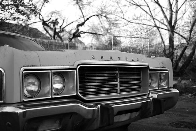 Chrysler headlights