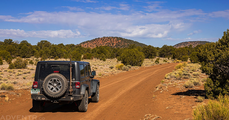Chain of Craters Backcountry Byway