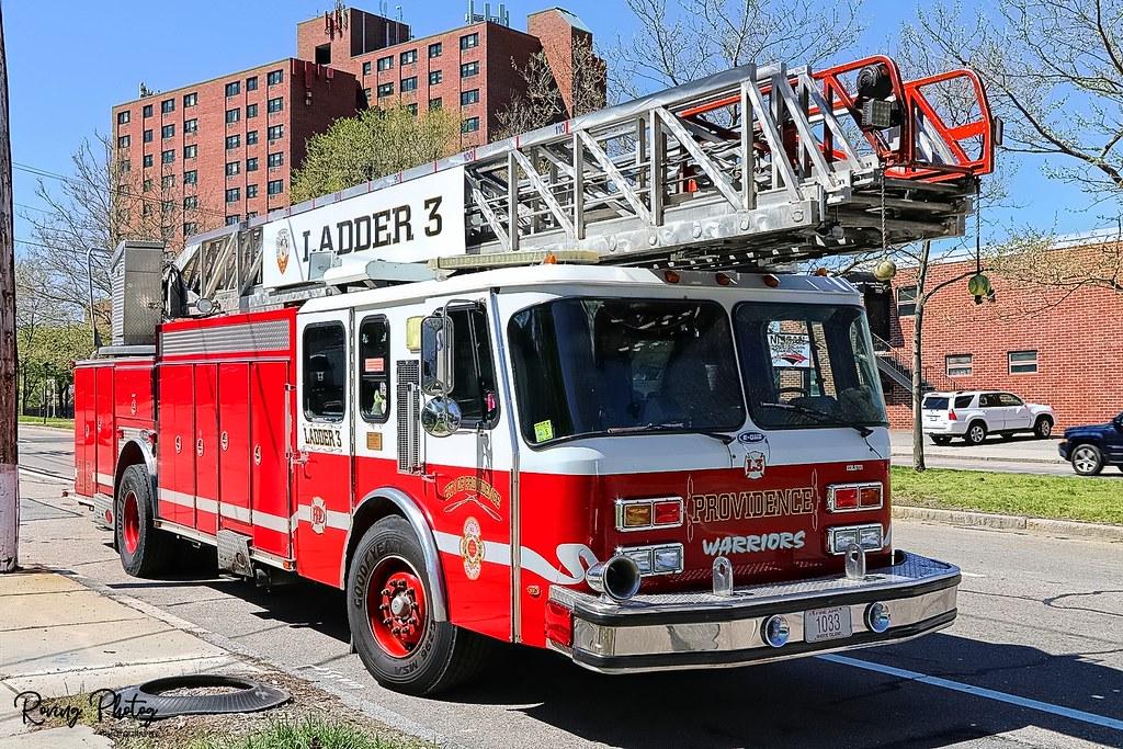 Providence, Rhode Island Ladder 3