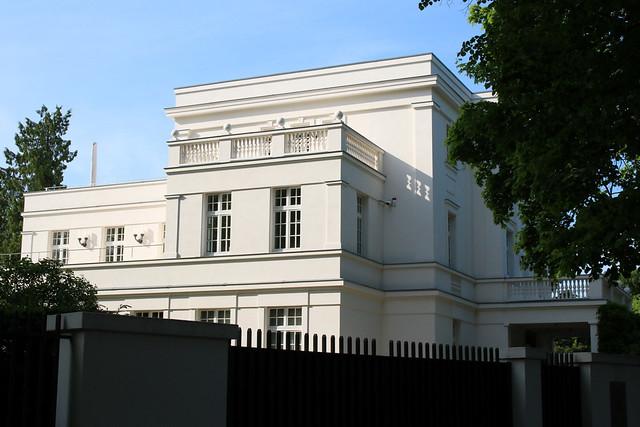 Potsdam: Villa Metz in der Berliner Vorstadt