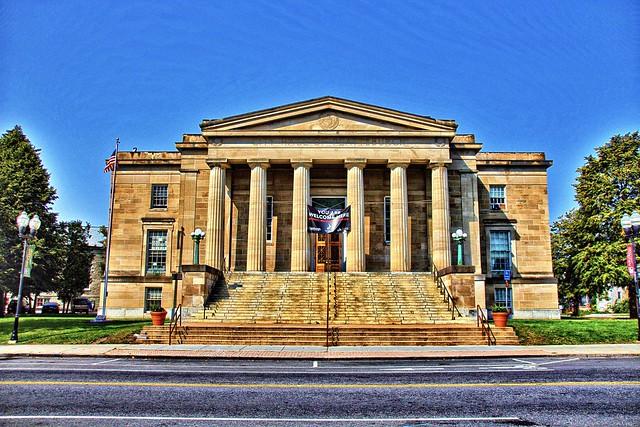 Plattsburgh - New York - City Hall - Historic