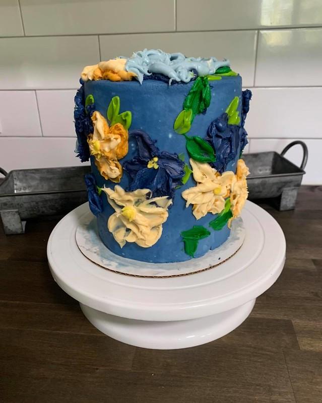 Cake by Cake Batter