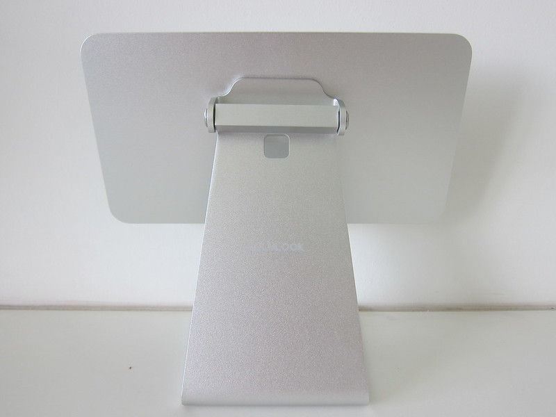 Lululook Magnetic iPad Stand - Back