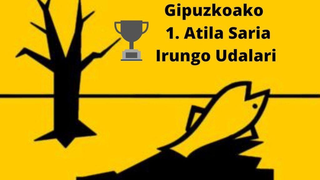 1 Premio Atila Gipuzkoa
