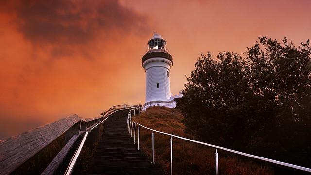 Cape Byron Lighthouse II