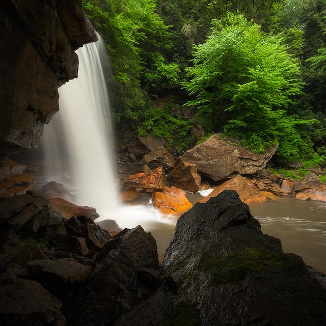 West Virginia in Spring