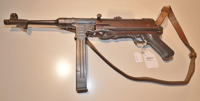 Erma Maschinenpistole 40