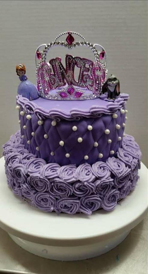 Cake by Jean's Emporium of Unique Treats