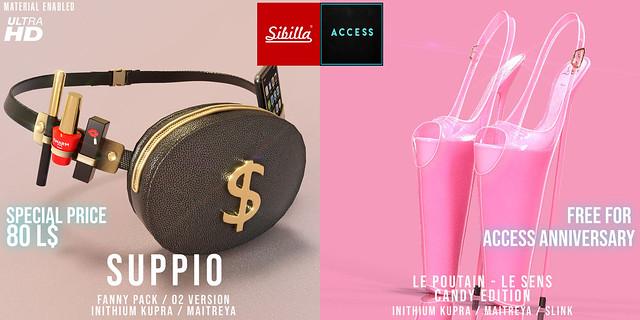 SUPPIO - LE SENS CANDY EDITION