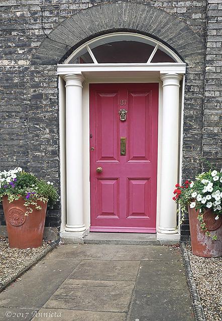 Pink door [Explore]