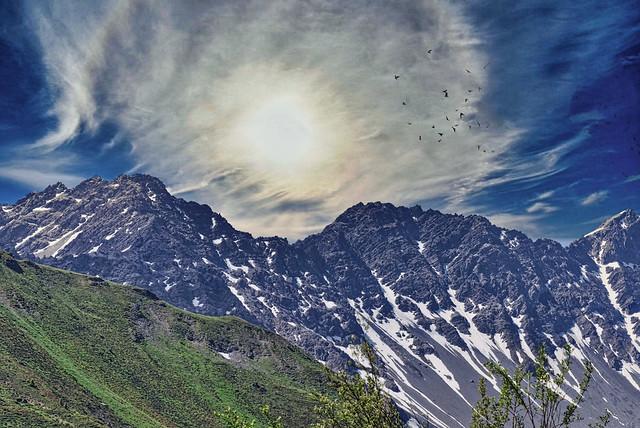Arosa,Cloudscape