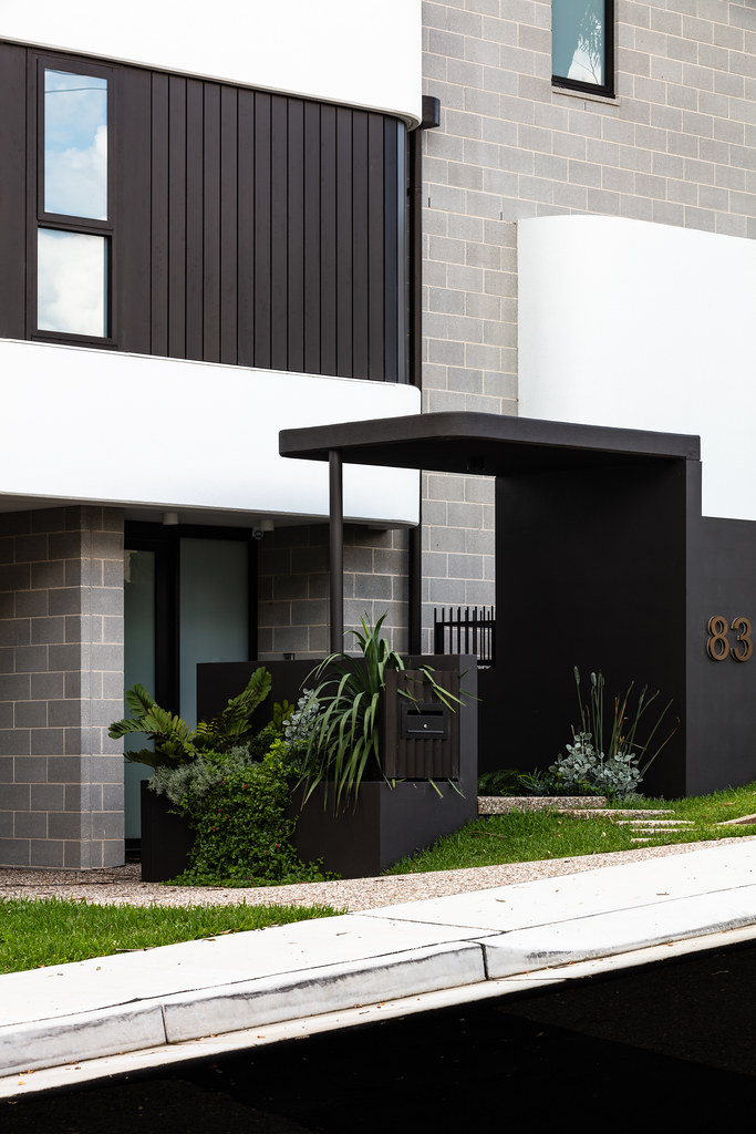 Taren Point House - Architec Honed in Pearl Grey - Alex Mayes Photography (20)