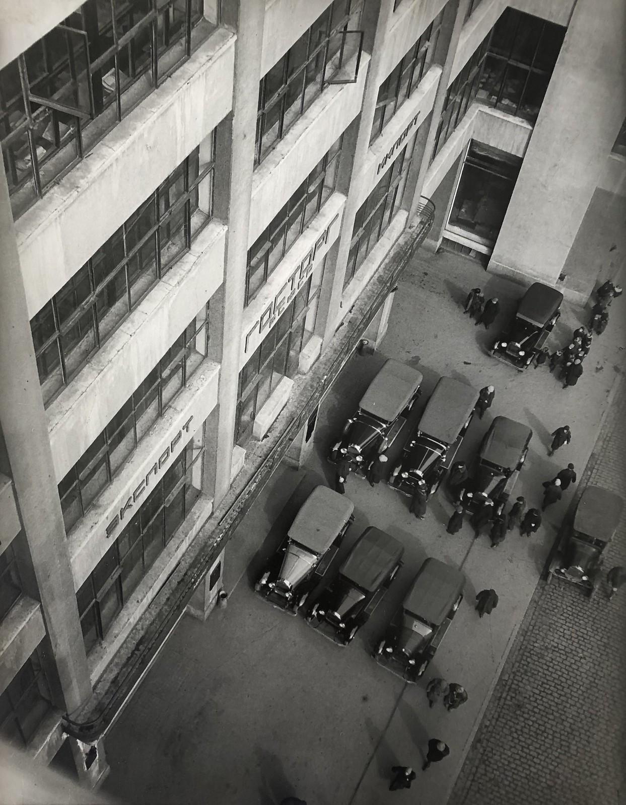 1929. Первые советские автомобили на экспорт